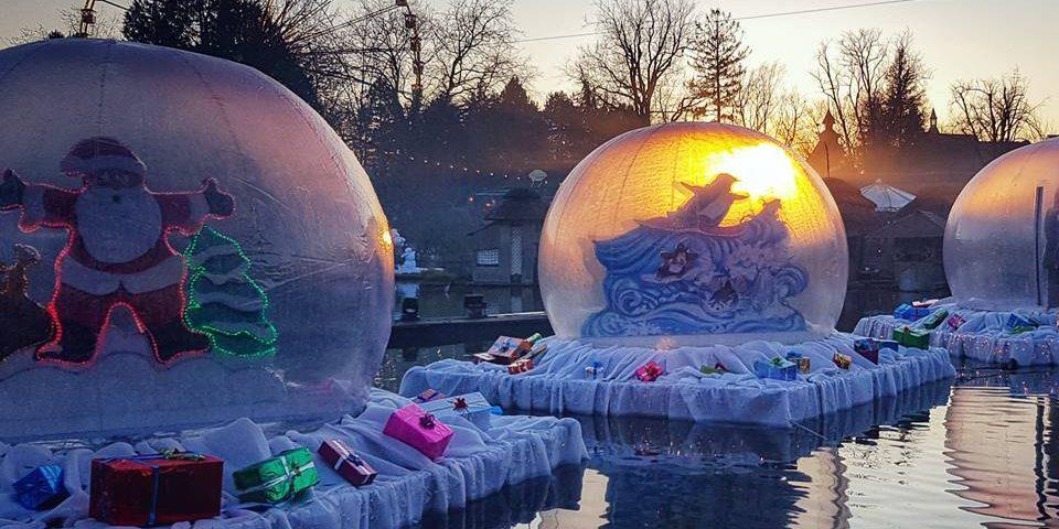 Weihnachstzauber im Europa-Park